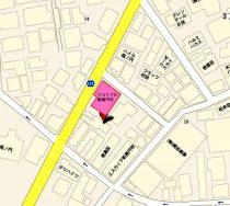 ジョイフル新高円寺-地図2