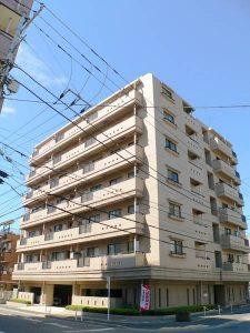 江戸川区 セイントストークマンション502 マンション外観