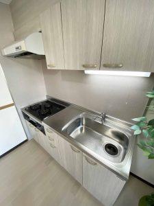 江戸川区 セイントストークマンション502 キッチン